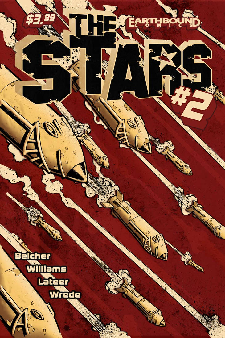 The Stars 2 Finished Cover