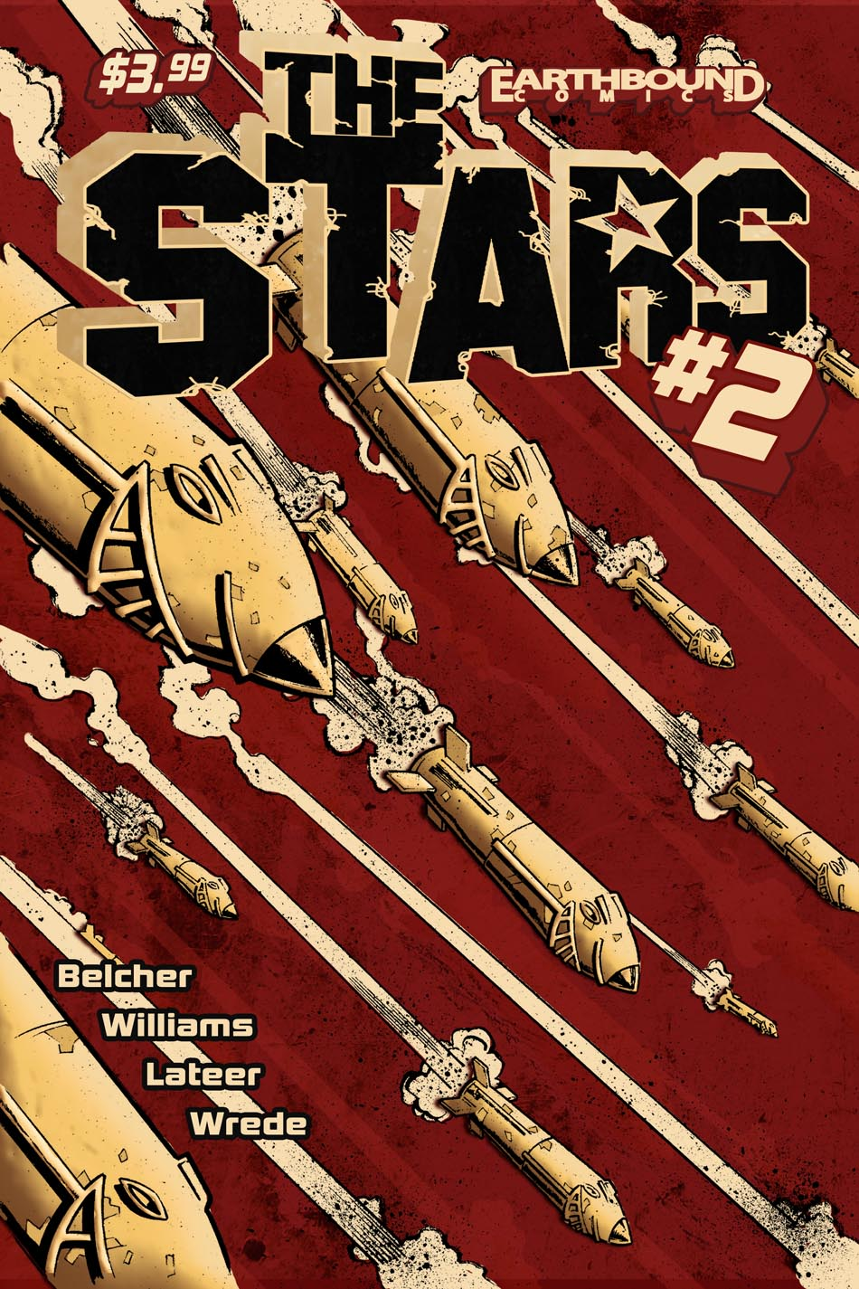 The Stars 2 Finished Cover by KurtBelcher1