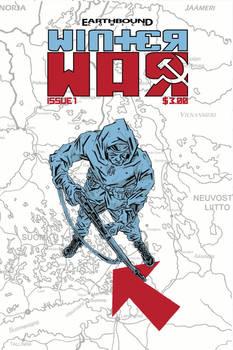 WINTER WAR Cover