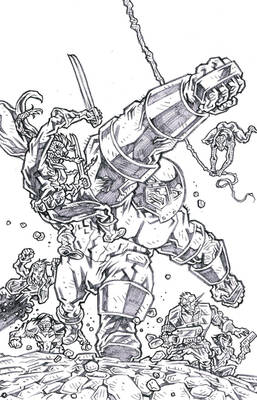 X-Force 3 Reclaimed 1 - Pencils