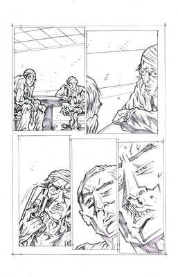 Son Chasers 2 Page 14 Pencils