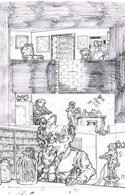 J and J 1 Page 8 Pencils