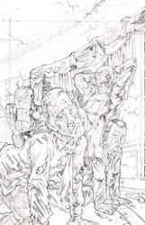 THE STARS 4 - Page 8 Pencils by KurtBelcher1