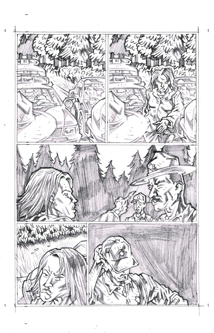 Tranquility Page 34 Pencils by KurtBelcher1