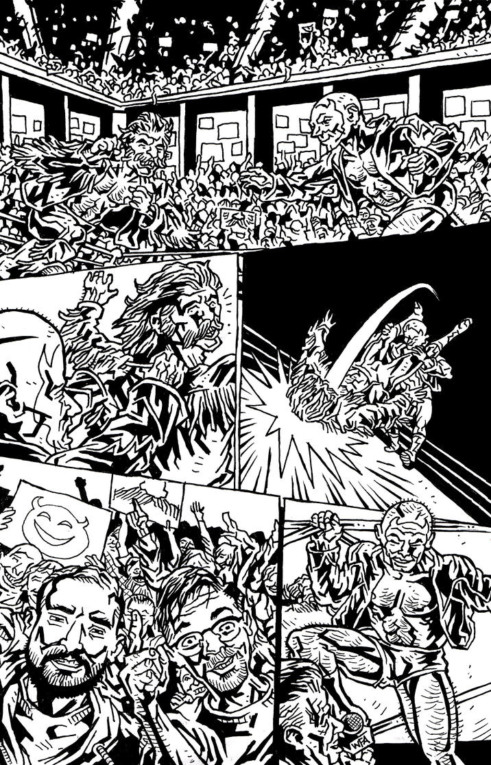 Infinity 3 Count Page 3 Inks by KurtBelcher1