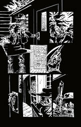 Chilling Page 4 Inks by KurtBelcher1