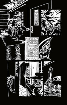 Chilling Page 4 Inks