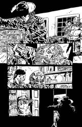Chilling Page 8 Inks by KurtBelcher1