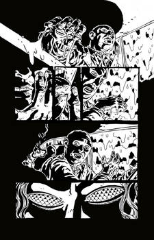 Sweet Hitch-hiker Page 3 Inks