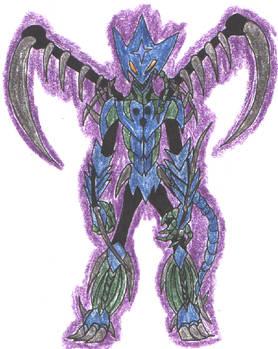 Bankotsu's devil form