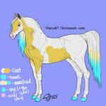Calypso- Character Sheet