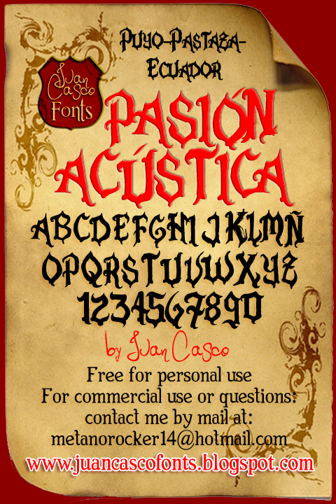 Pasion Acustica by DarkoJuan