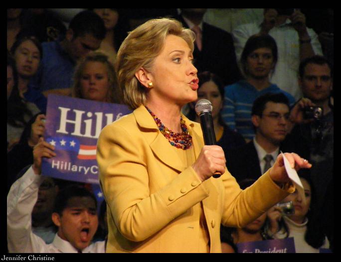 Hillary by xlovelyladyx