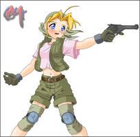 Eri -Metal Slug- by Master64