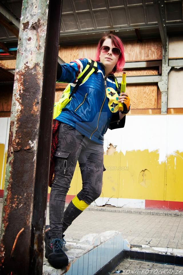 Party Poison Cosplay By Lekkerbing On Deviantart