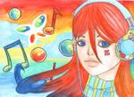 music bubbles by yahiroxyuki