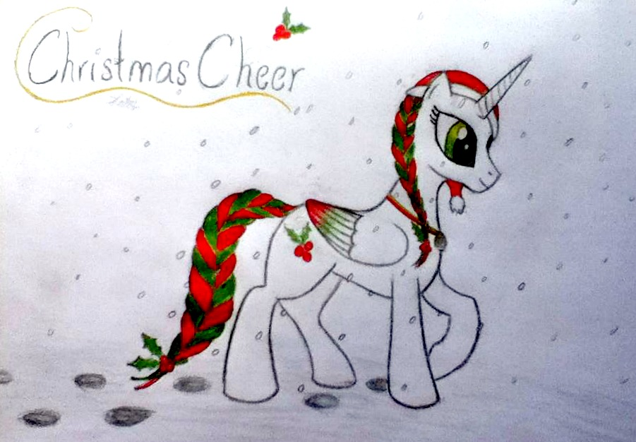 Did Somebody Request Some Christmas Cheer?  Mlp_christmas_cheer__christmas__by_moonshine24-d78uqyb