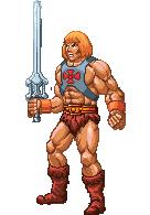 Pixel-He-Man