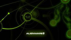 Alienware Login Screen (Light Green)