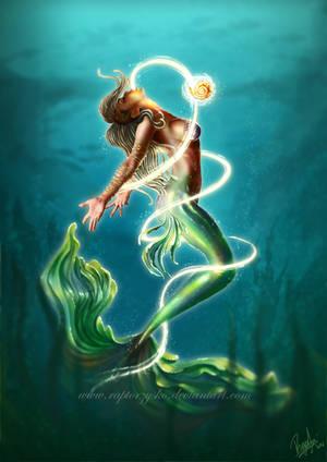 Commission: Retold fairy tale by raptorzysko