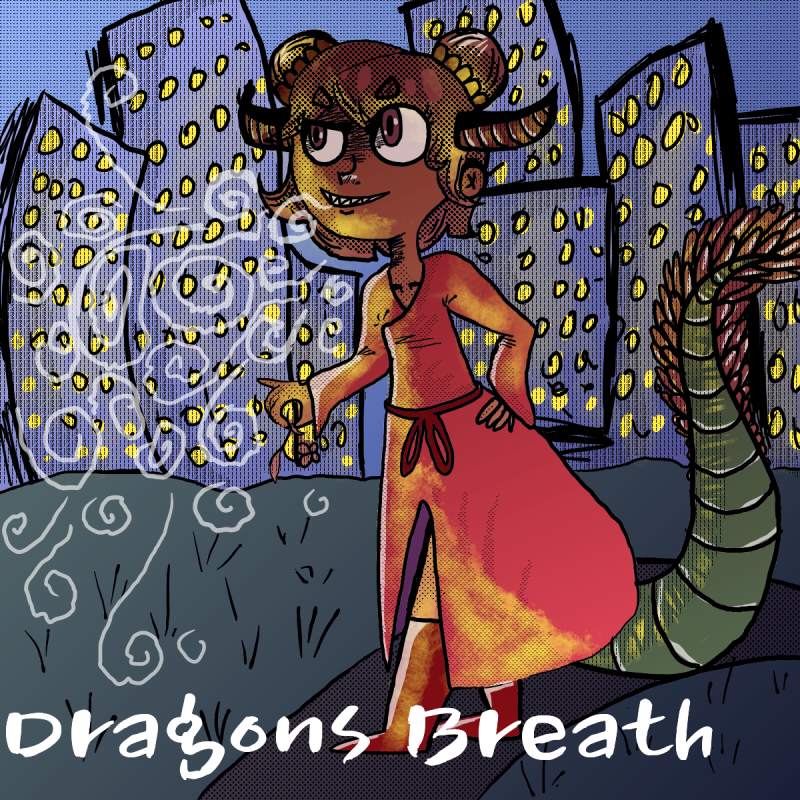 Dragon by cococolors