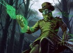 Warforged - Warlock
