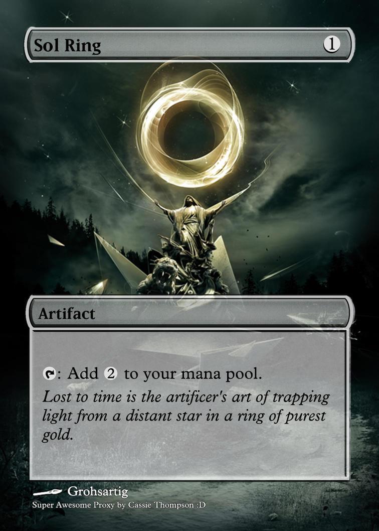 Sol Ring Magic