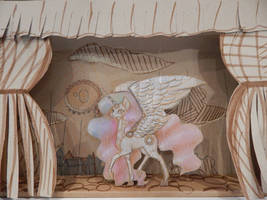 Princess Celestia by KimSteinAndOther