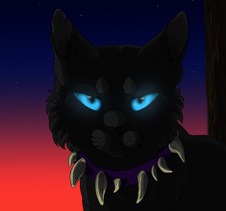 Warrior Cats Death Drawing