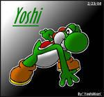 Yoshi in shadows