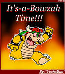 It's-a-Bowzah Time