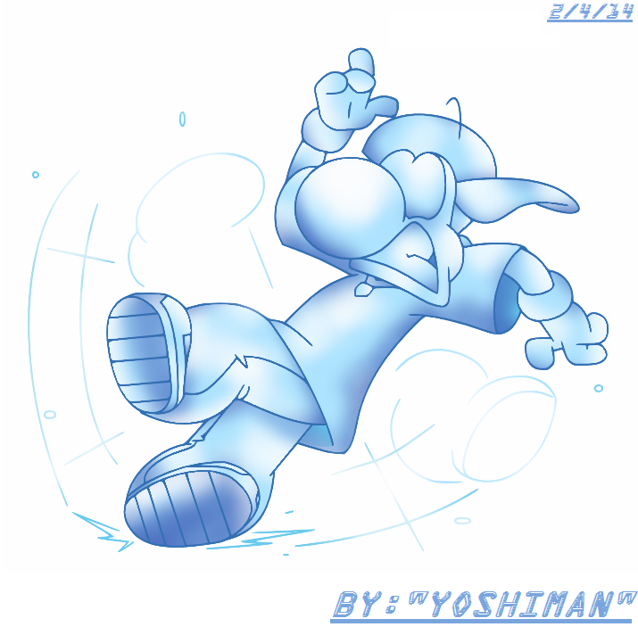 Have an ICE time by YoshiMan1118
