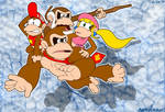 Donkey Kong Country: Tropical Four