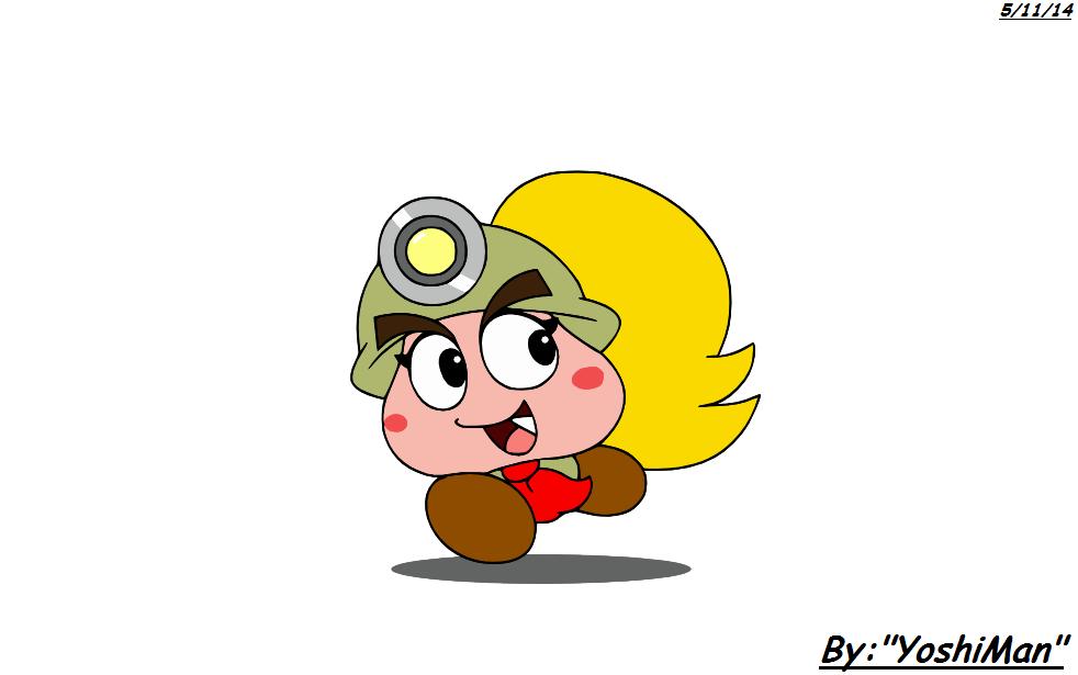 Goombella Returns by YoshiMan1118