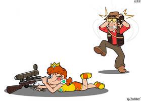 You'll Shoot Yer Eye Out by YoshiMan1118