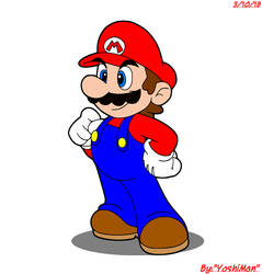 Mario for MAR10 Day