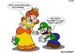 Meet Mama Luigi