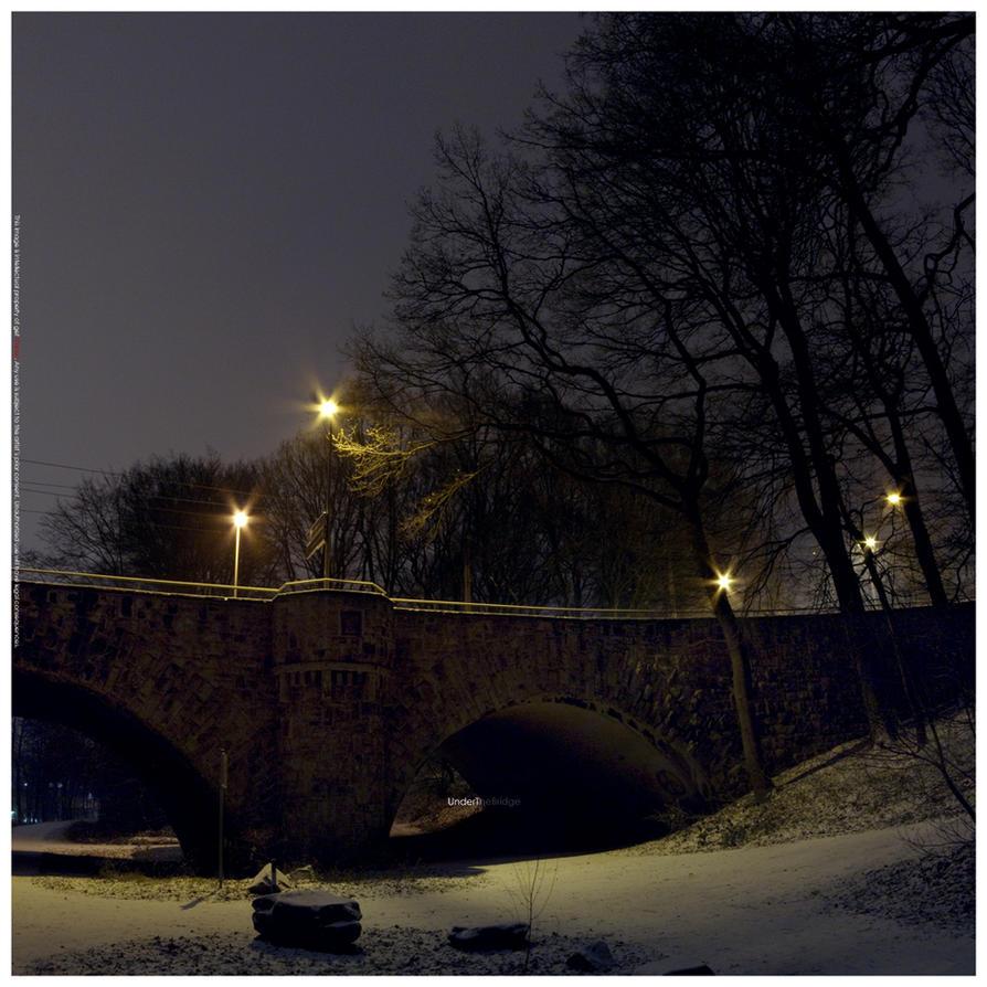 UNDER THE BRIDGE by getcarter