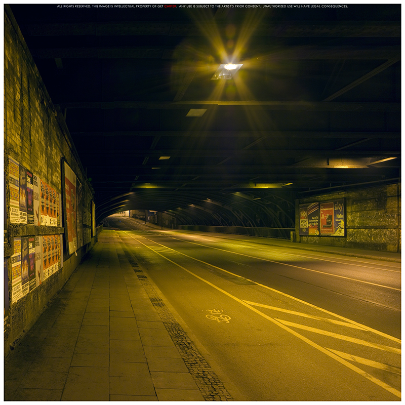 TUNNEL by getcarter