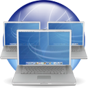 PowerBook - My Network Places by SLiMspaceman