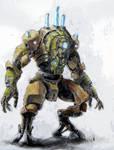 Jaeger - Indra Gamma
