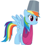 Lolwut: Rainbow Dash Vector