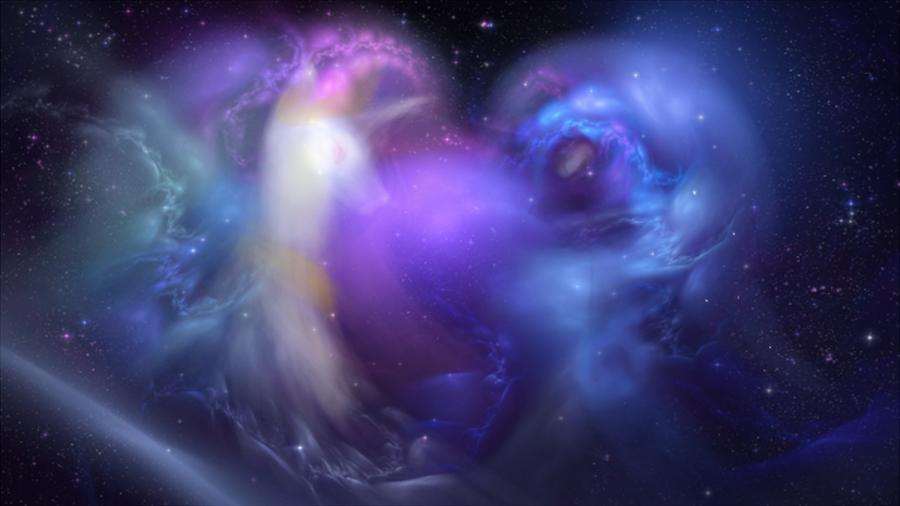 Celestial Enemies by EvilDocterMcBob