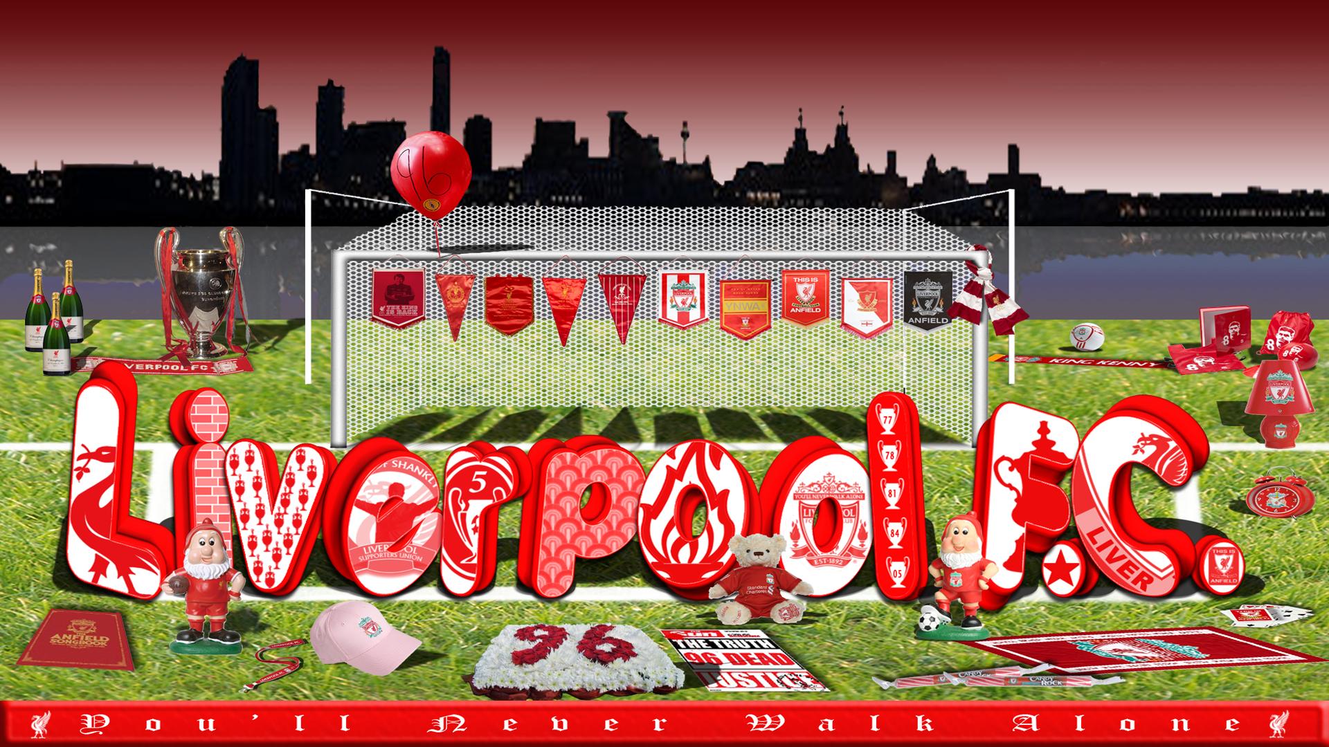 Liverpool Fc Desktop Wallpaper 1920x1080 By Leroysunshine On Deviantart