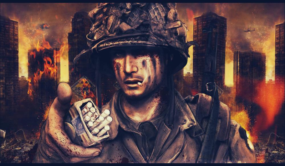 War by Lunasith