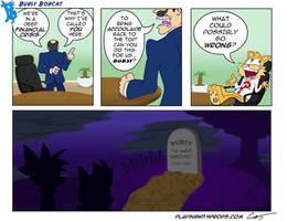 PWP: Bubsy Bobcat by MisterChris0123