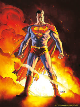 superman john cassaday