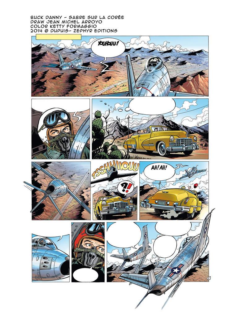 Buck Danny 1 page 01 by kettyformaggio