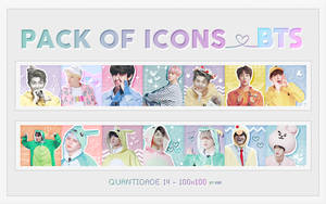 BTS ICONS - PACK