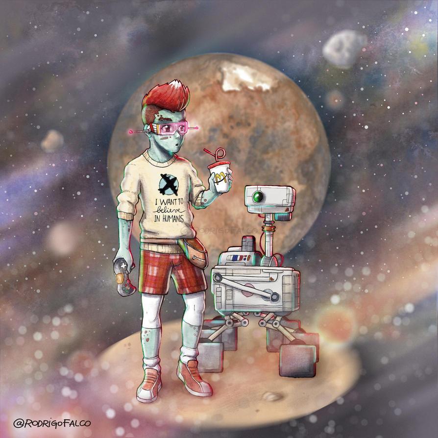 MARS by rodrigofalco